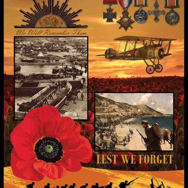 WW1 panel