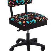 horn chair fluoro