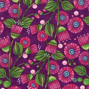 641-16 lily plum