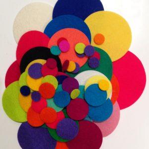 wool circles bright 1