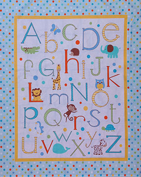 alphabet panel web