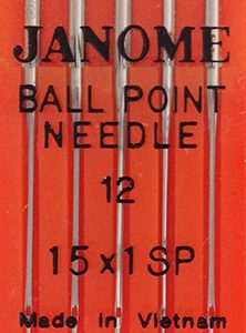 Janome Ball Point 12 web