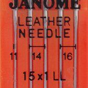 Janome Leather Needle web