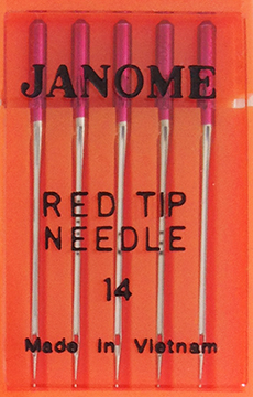 Janome Red Tip 14 web