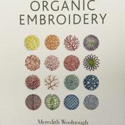 organic- embroidery web