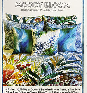 moody bloom pattern web