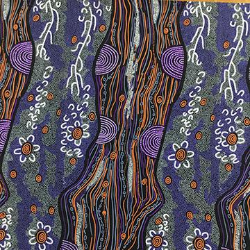 sandy creek purple web