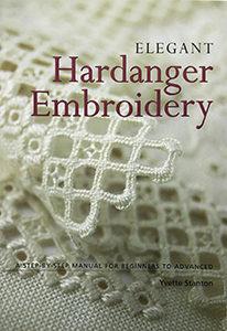 elegan hardanger Embroidery