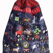 christmas bag panel web